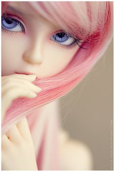 Kira by fay Beautiful Barbie Dolls, Pretty Dolls, Anime Dolls, Blythe Dolls, Ball Jointed Dolls, Barbie Images, Cute Baby Dolls, Kawaii Doll, Realistic Dolls