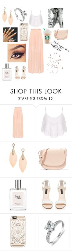 """""""Make My Passion Work For Me"""" by babymarshmallow00 ❤ liked on Polyvore featuring Mansur Gavriel, philosophy, Forever New and Casetify"""