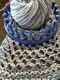 Off the Loom: lace practice