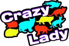 Crazy Cat Lady Feline Pet Vinyl Decal Sticker | eBay Crazy Cat Lady, Crazy Cats, Vinyl Decals, Stickers, Pets, Ebay, Animals And Pets, Sticker, Decal
