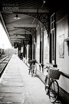 Bluebell Railway, by Katariina Jarvinen, Light Trick Photography
