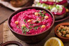 El mejor hummus de remolacha     #HummusDeRemolacha #RecetaHummus #HummusVegano #RecetasVeganas #RecetasSaludables #RecetasFaciles