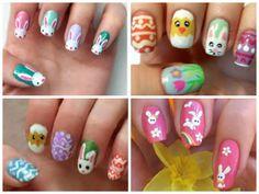 https://www.facebook.com/leovandesign   #nailpolish #manicure #pedicure #polish #nail #design #springnaildesign #spring #easter