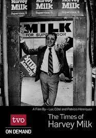 The Times of Harvey Milk. Documentary.