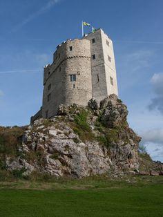 Roch Castle Pembrokeshire