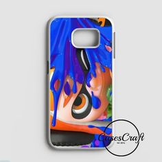 Splatoon Game Nintendo Samsung Galaxy S7 Case   casescraft
