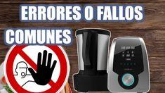 ⛔ AVERIAS y ERRORES MAMBO CECOTEC Drip Coffee Maker, Love Food, Chocolate Blanco, Cooking, Silver, Ideas, Custard, Deserts, Vegetables