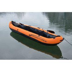 Kajakki Ventura 330, 349,95€. Extra vakaa, meriveden kestävät materiaalit. Putkirunkoon käytetty vain premium luokan materiaaleja. Ilmainen toimitus! #kajakki