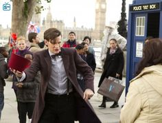 Doctor Who - Episode 7.07 - The Bells of St John - Full Set of Promotional Photos  (9)