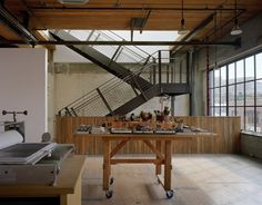 Olson Kundig Architects . Projects Artist's Studio