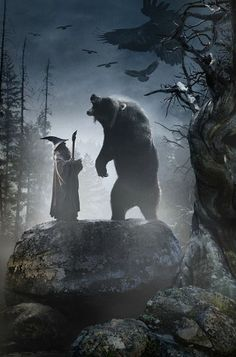 If you don't know what this is, you've clearly never read The Hobbit!--->amen:)