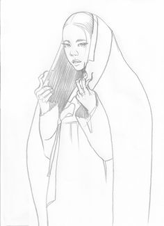gimiho  figure drawing   pencil on paper  210x297 mm