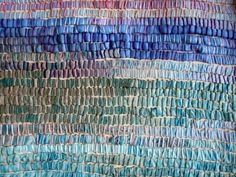 Judys Journal: intense simplicity-one skein of embroidery floss a day