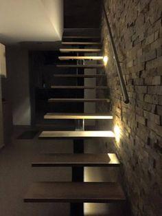 Corredores, halls e escadas modernos por ALSE Taller de Arquitectura y Diseño
