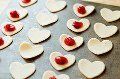 Mini Cherry Pies by mommyknows { Kim Becker }, via Flickr
