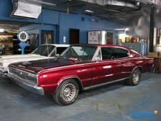 Dodge Charger 440 1966
