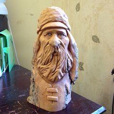 Scott Longpre Wood Carvings on Facebook