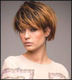Die besten 25+ Frisur pagenkopf Ideen auf Pinterest | Pagenkopf ... | Einfache Frisuren