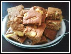 Recept: ananas plaatcake - De Gezonde Muis Dutch Desserts, Healthy Recipes, Healthy Food, Sugar Free, French Toast, Yummy Food, Snacks, Breakfast, Easy