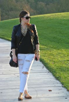 One Piece... Two Outfit. Follow Rule of Three for more looks like this!