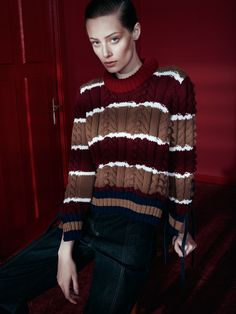 Thairine Garcia by Nicole Heiniger for Elle Brazil July 2015 9
