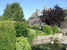 Large renovated farmhouse with land, outbuildings, pool - see www.frenchpropertylinks.com for more details
