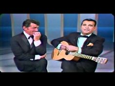 Dean Martin & Tennessee Ernie Ford ~ Where were you when the Ship hit the Sand?