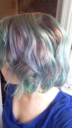 Fuck Yeah, Dyed Hair!