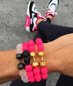 Fitness Jewelry Line @GOFITSTYLE @GOFITSTYLE . N E O N ☠ New Collection GoFit Neon ☠☠☠☠ . Available at…