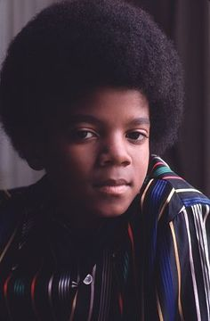 """Today In History 'Michael Jackson, the """"King of Pop,"""" was born in Gary, IN, on this date August Michael is one of the most widely beloved entertainers and profoundly influential artists of. Paris Jackson, Jackson 5, Jackson Family, Young Michael Jackson, Photos Of Michael Jackson, Michael Jackson Wallpaper, Most Beautiful Child, Today In History, The Jacksons"""