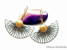 Promienie słońca w Venus Galeria na DaWanda.com Drop Earrings, Etsy, Jewelry, Jewellery Making, Jewerly, Jewelery, Drop Earring, Jewels, Jewlery