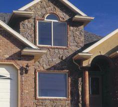 Granite - Cape Cod Stone Gallery, Manufactured Stone, Cape Cod, Granite, Brick, Garage Doors, Mountain, Mansions, House Styles