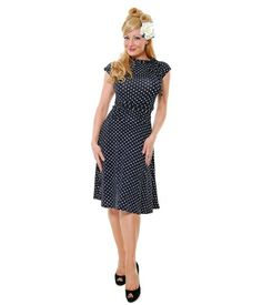 Apparel: Folter Clothing BRIDGET BOMBSHELL DRESS in Choice of Colors