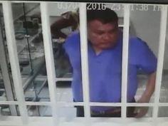 VIDEO: Así roban celulares en un puesto de ventas en Azacualpa Santa Bárbara