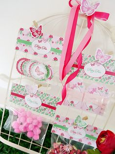 Pink Pixie Fairytale Birthday Party