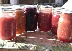 canning flavored applesauce strawberry applesauce cherry applesauce plum applesauce