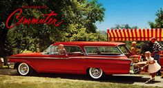 A look at the hardtop station wagon Station Wagon, Edsel Ford, Mercury Cars, Ford Lincoln Mercury, Car Advertising, Us Cars, Old Ads, Ford Motor Company, Car Photos