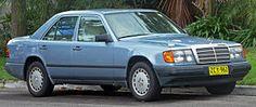 Mercedes-Benz W124 1985