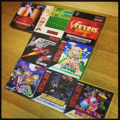 Games in box