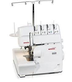 A serger that's truly simple to thread. With a wide variety of stitches, this solid performer is about keeping serging fun . . . right down to the last detail.  But it's not just technical refinements that make these world-class sergers. Their creative potential, fast sewing speeds and versatility are all things to be proud of.