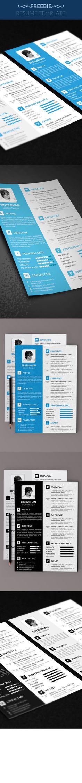 20 Beautiful u0026 Free Resume Templates