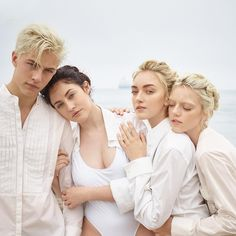 Lucky Blue Smith, Pyper America Smith, Starlie Cheyenne Smith & Daisy Clementine Smith