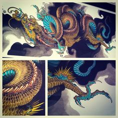 greyxghost dragon - Google Search