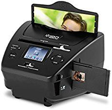 It's easy to convert your boxes of slides, film, and photos to digital images. Learn how you can quickly scan them with the Ion PICS 2 SD photo slide film scanner. Photo Onto Wood, Foto Fun, Photo Negative, Gadgets, Carte Sd, Old Family Photos, Printer Scanner, Diy Photo, Photo Craft
