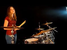 One of my favourite Boston songs. Yes, it's a long song. I don't wanna get too philosophic, but that's a great song title for my last video of Have a g. Tom Scholz, Drums Girl, Girl Drummer, Drums Sheet, Drum Cover, Dont Look Back, Greatest Songs, Great Bands, Music Songs