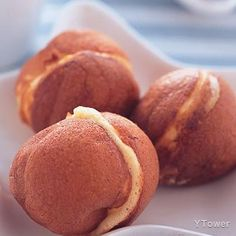 蜂蜜雞蛋糕食譜 - 蛋料理 - 楊桃美食網 專業食譜