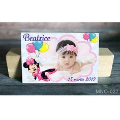 Magneti botez fete – Marturii Botez baietei si fetite Minnie Mouse