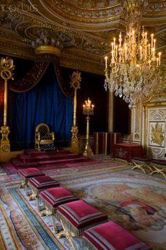 Chateau de Fontainebleau, Île de France