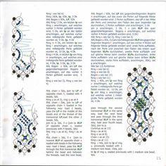 Needle Tatting, Tatting Lace, Tatting Patterns, Bracelet Patterns, Rings N Things, Free Pattern, Projects To Try, Crochet, Inspiration