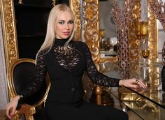 Chief Architect Designer, Elena Ponomarenko